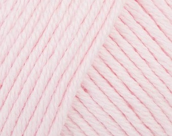 DMC Natura Medium - Aran/10ply - Baby Pink 332.04