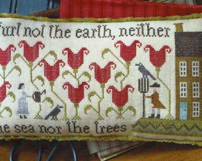 Hurt Not the Earth - Plum Street Samplers - Cross Stitch Chart