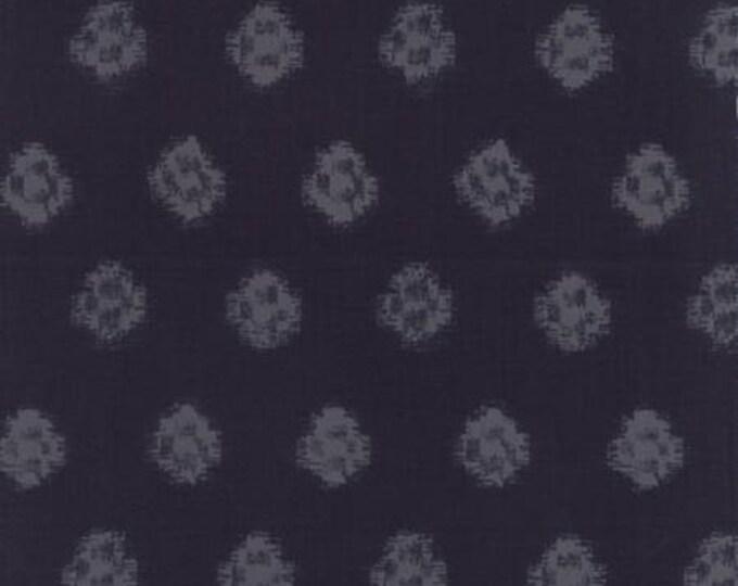 Indigo - Ikat Indigo M3290216 - 1/2yd