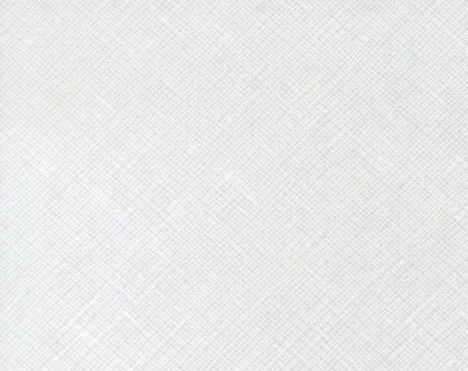 Architextures White - 1/2yd