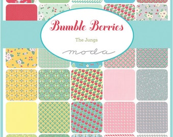 Bumble Berries - Layer Cake
