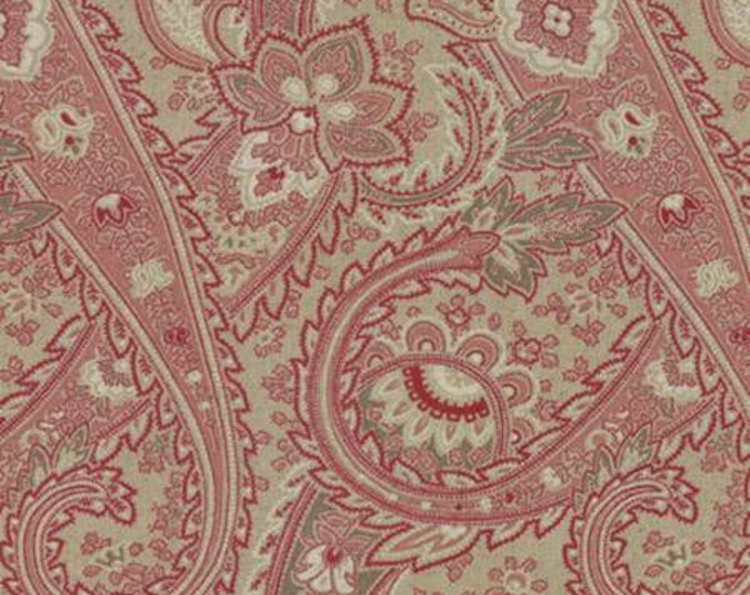 Rue Indienne Linen ML1368017 - 1/2yd