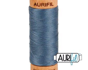 Aurifil 80wt -  Medium Grey 1158