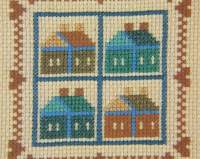 Schoolhouse by Juniper Designs - Cross Stitch Mini Kit