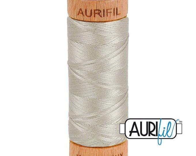 Aurifil 80wt -  Light Grey 5021