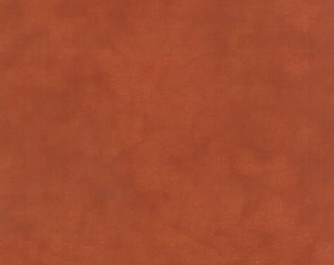 Primitive Muslin Flannel Pumpkin Orange - 1/2yd