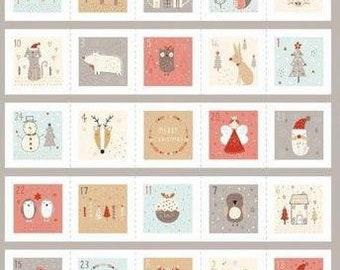 Advent Calendar 1346- Fabric Panel