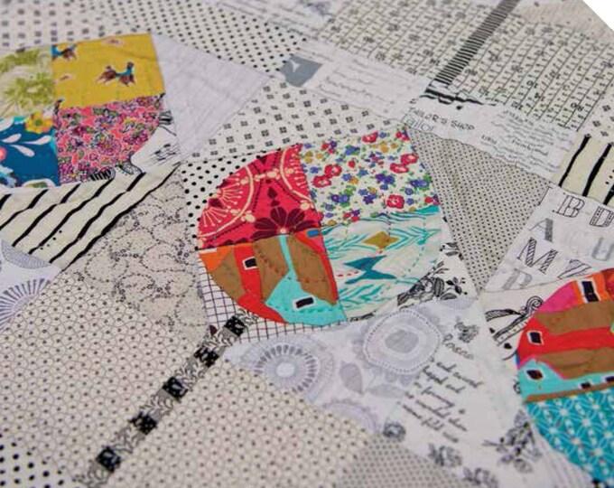 The Avenue Quilt Pattern by Louise Papas