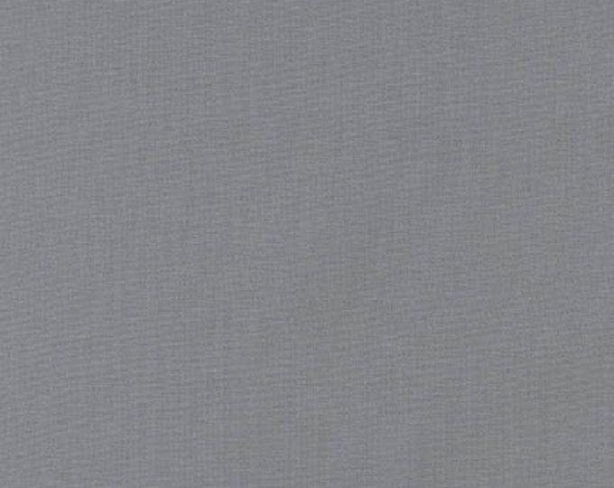 Kona Solid Steel - 1/2yd