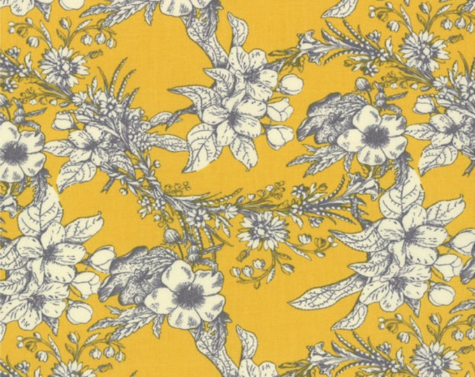 Bee My Honey - Honey Gold - 1/2yd