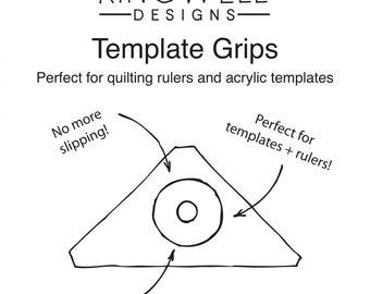 Template Grips - Jen Kingwell Designs