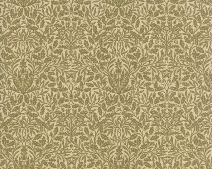 William Morris Acorn 1879 Parchment 730712 - 1/2yd