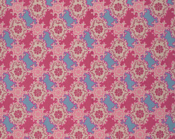 Caravelle Arcade Ruby Pink - 1 yd