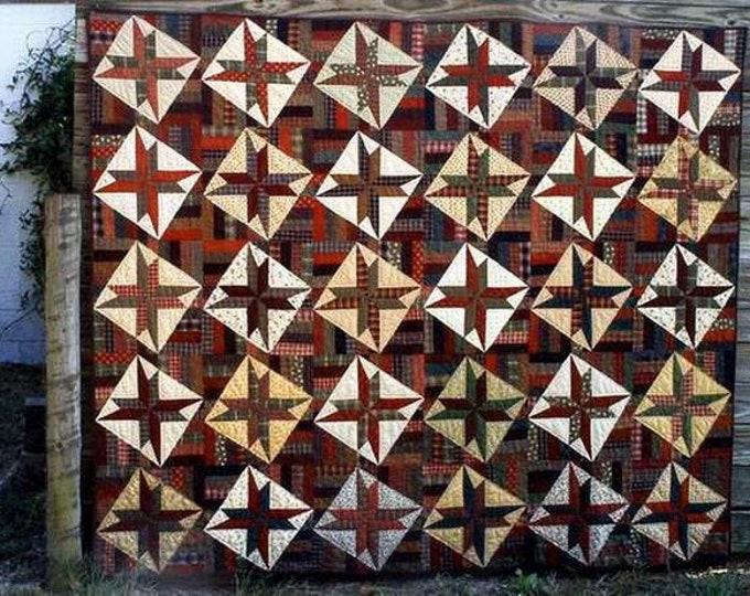Prairie Christmas Star - Quilt Pattern