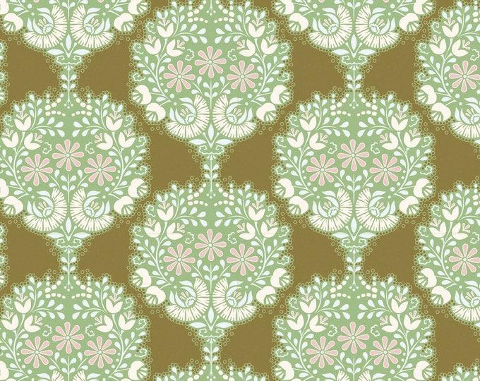 TILDA HARVEST - Flower Tree Green 481503