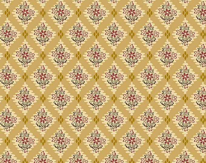 Windermere by Di Ford Hall - Plaid Yellow 8926LY - 1/2yd