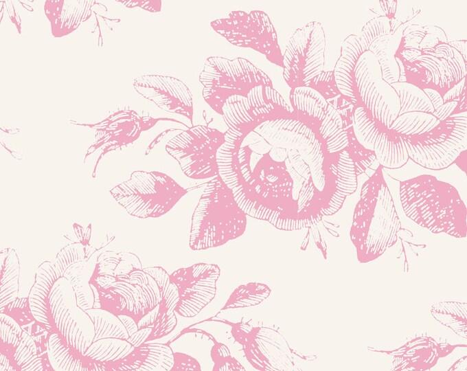 TILDA Old Rose - Mary Pink 100203 - Fat Quarter