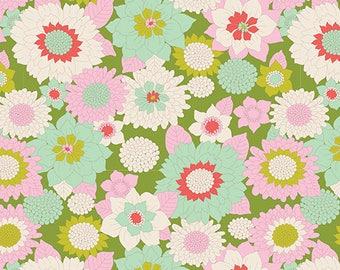 TILDA LEMONTREE - Boogie Flower Green 100012