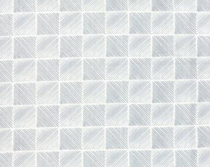 Chic Neutrals Weave Silver - 1/2yd
