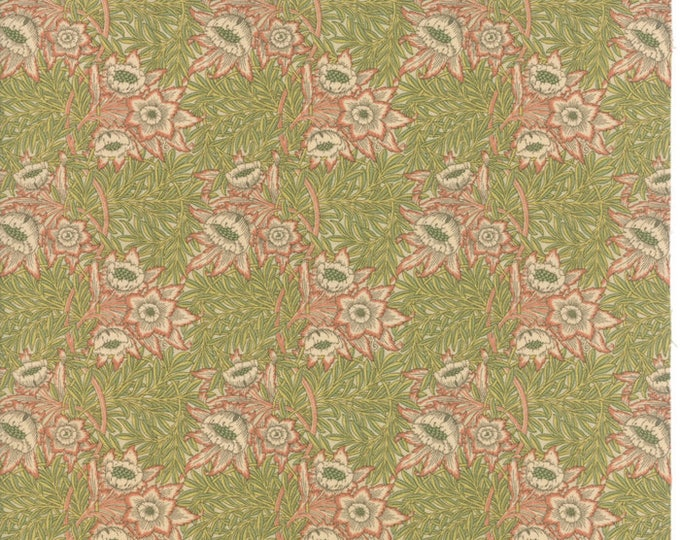 William Morris Tulip WIllow 1873 Rose 730211 - 1/2yd