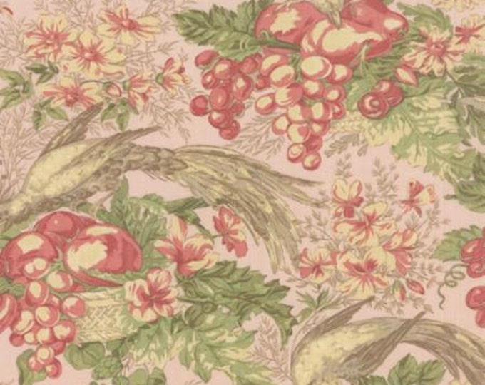 Country Orchard by Blackbird Designs - Floral Orchard Blush - 1/2yd