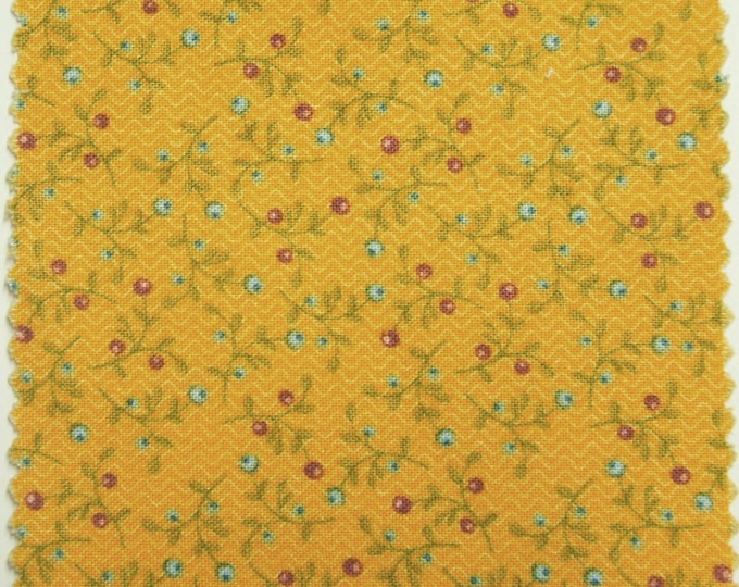 Past and Present - Honey 160102 - 1/2yd