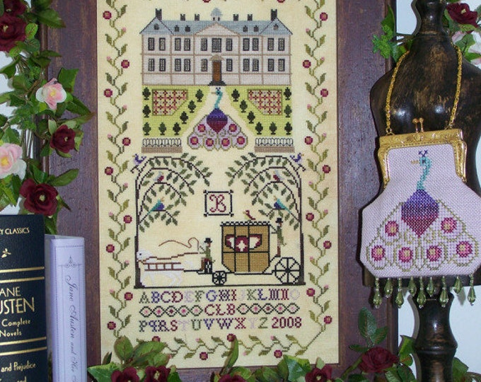 Rosings - The Stitching Parlor - Cross Stitch Chart