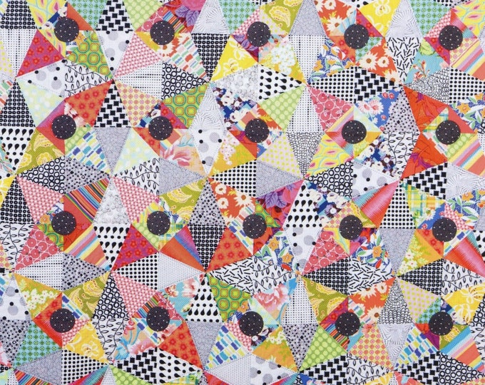 Broken GLass by Jen Kingwell - Quilt Pattern