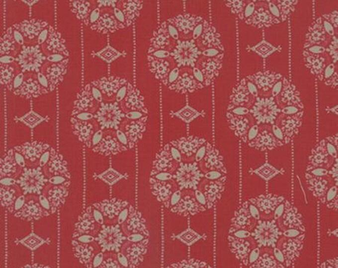 Joyeux Noel - Clochette Rouge - 1/2yd