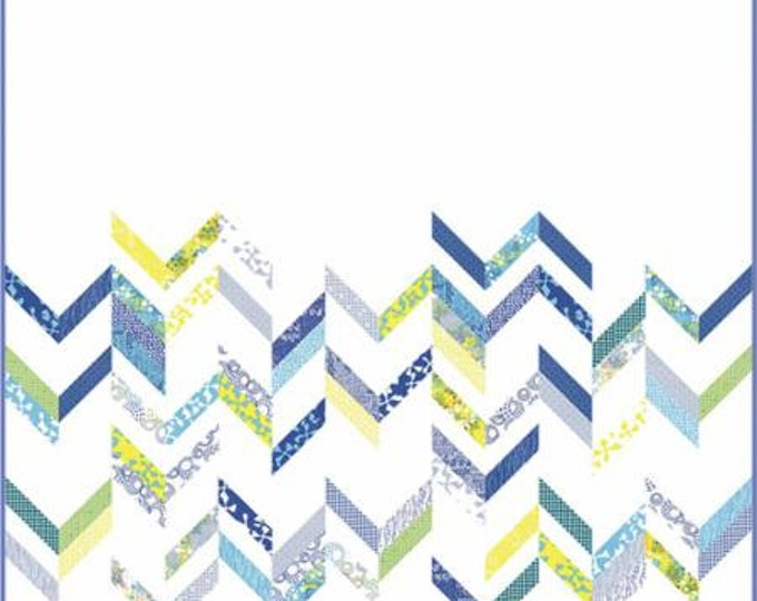 Zigzag Gets Me Everytime Quilt Pattern