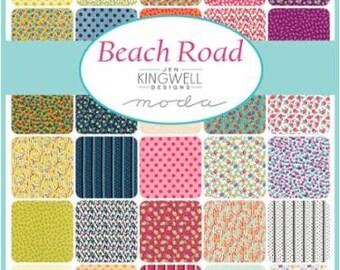 Beach Road by Jen Kingwell - 36 x Fat Quarter Bundle