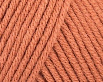 DMC Natura Medium - Aran/10ply - Blush 332.310