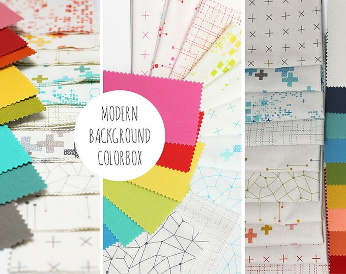 Modern Backgrounds Colorbox- Layer Cake