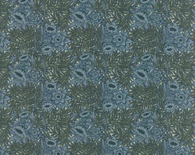 William Morris Tulip WIllow 1873 Lt Blue 730217 - 1/2yd