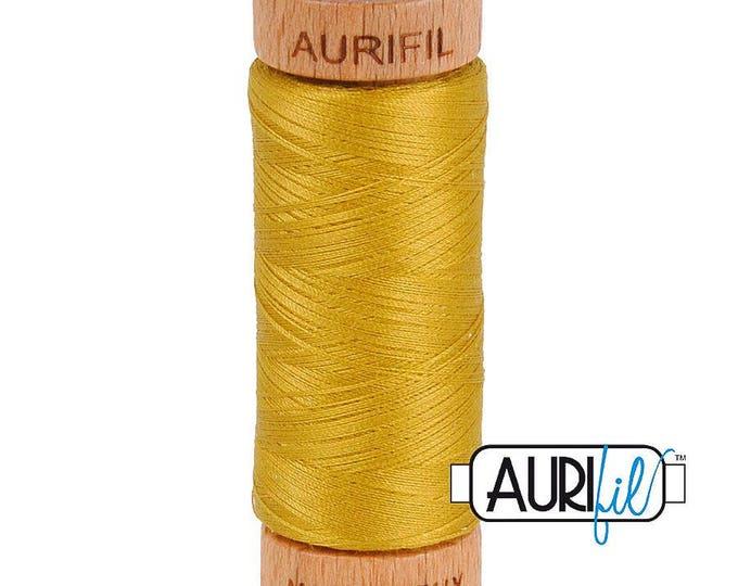 Aurifil 80wt -  Mustard 5022
