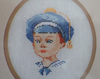 Paul - Cross Stitch Kit