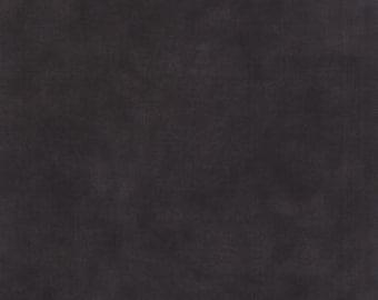 Primitive Muslin Flannel Raven Black - 1/2yd