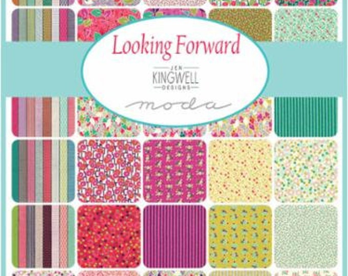Looking Forward by Jen Kingwell - 30 x F8 Bundle