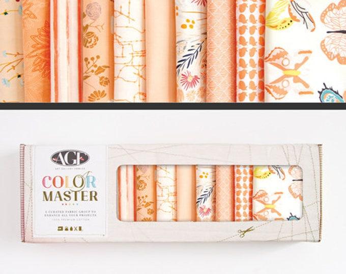 AGF Color Master - 10 FQs - Quite Peachy