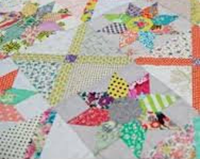 Florence by Lucy Carson Kingwell - Quilt Pattern