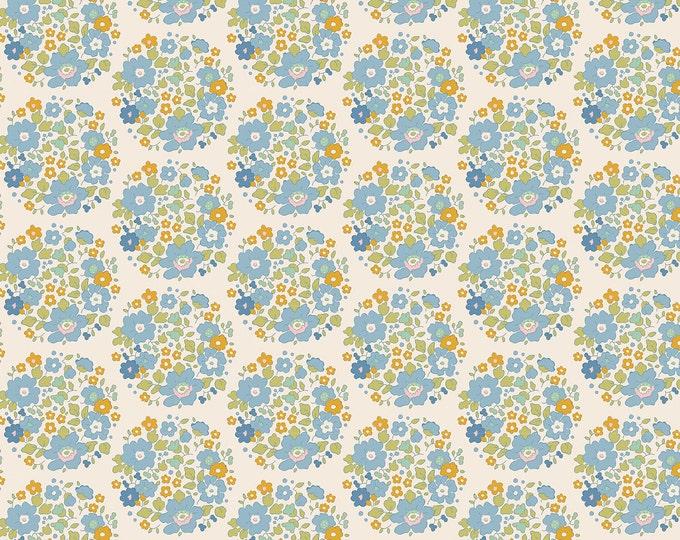 TILDA - Bumblebee Flower Nest Blue 481311