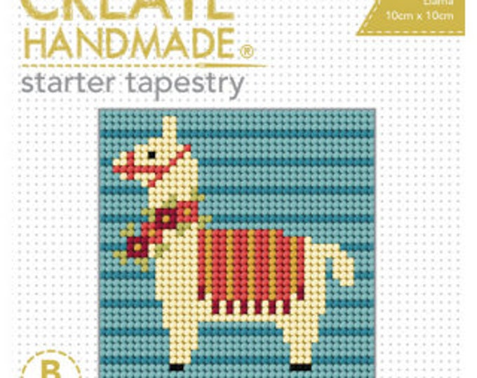 Tapestry Starter Kit - Llama