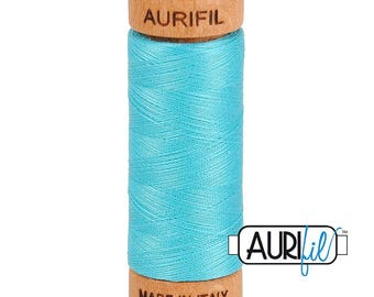 Aurifil 80wt -  Medium Turquoise 5005