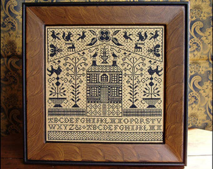Matter's Choice - Carriage House Samplings - Cross Stitch Chart