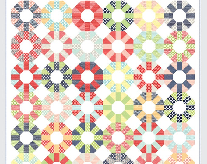 Colorway by Thimble Blossoms - Quilt Pattern