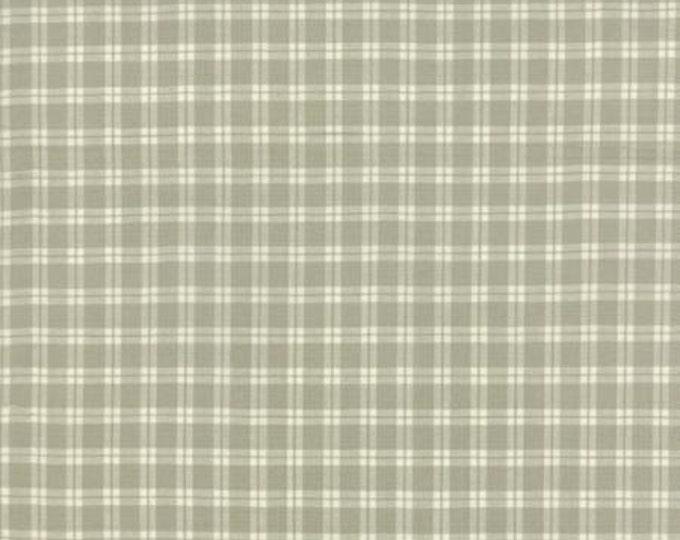 Petite Woven Silky Cotton Plaid Roche - 1/2yd
