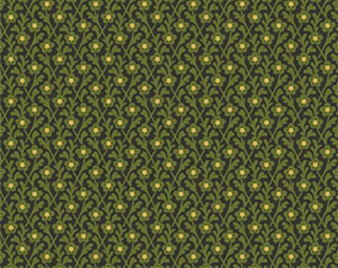 Star of Bethlehem 4689 26500 Green - 1/2yd