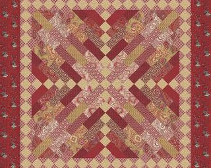 Rue Indienne by French General - Pattern