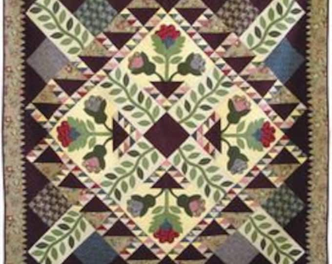 County Crossroads by Nancy Rink - Quilt Pattern