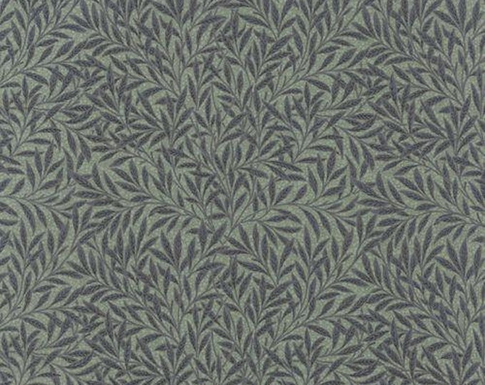 Morris Earthly Paradise Willow Sky - 1/2yd
